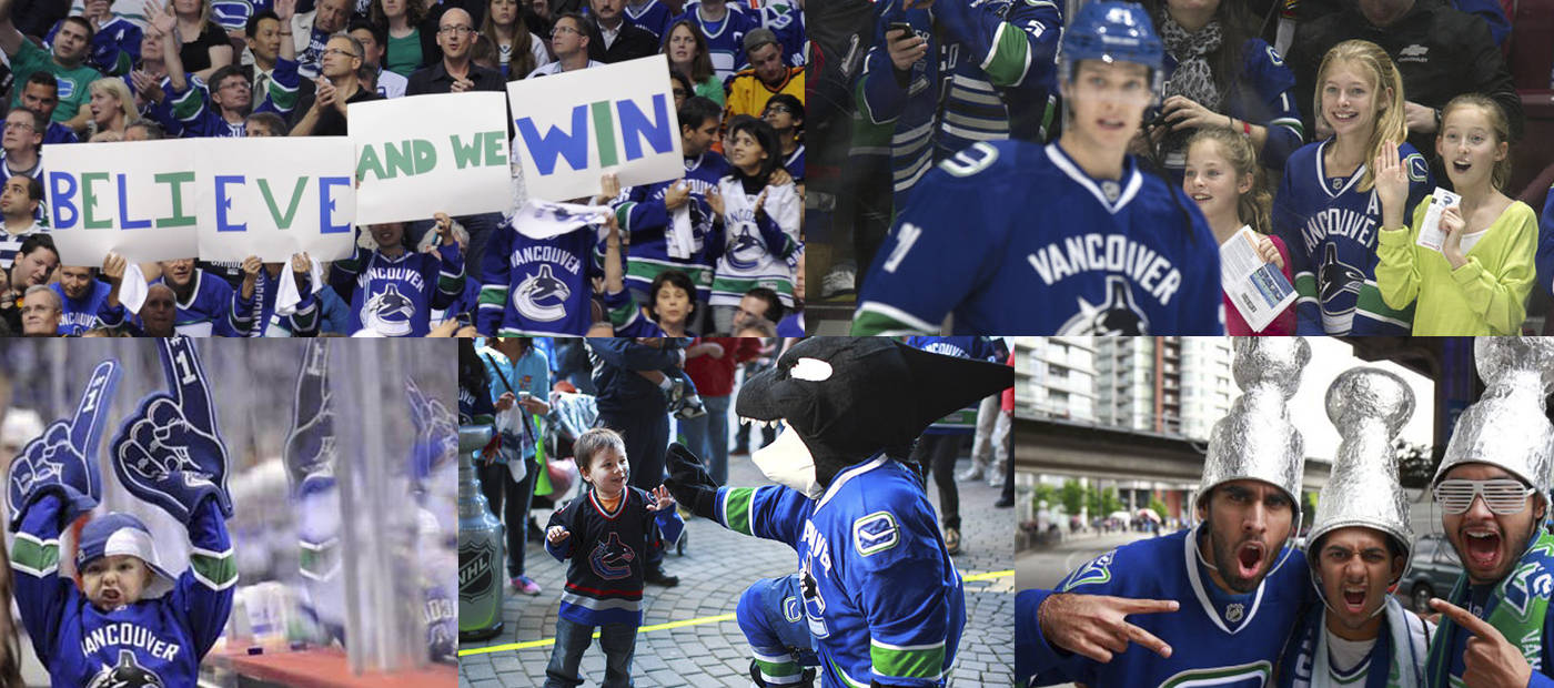 war room vancouver canucks case study photo montage