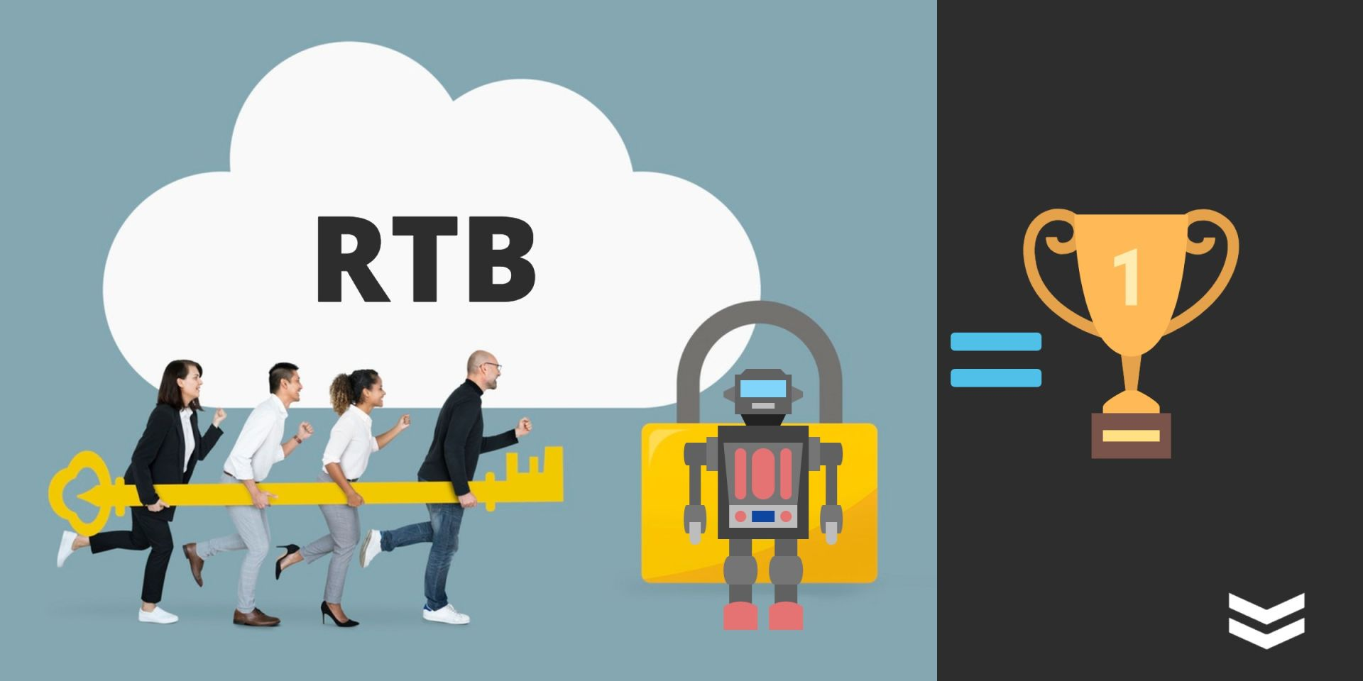 pros and cons of programmatic graphic rtb real time bidding
