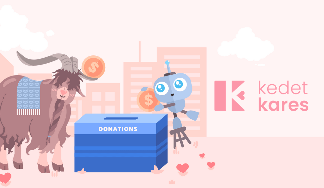 Introducing Our Charity Program: Kedet Kares