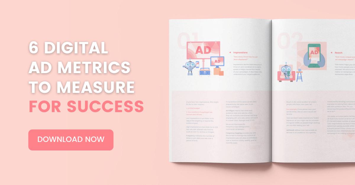 6 Digital Ad Metrics to Measure for Success War Room digital advertising resource download